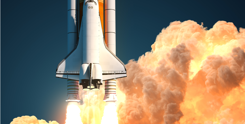 Rocket-boosters-use-carbon-graphite-parts